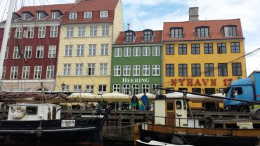 Famille nomade Copenhague